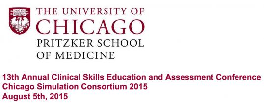 Chicago Simulation Consortium 2015